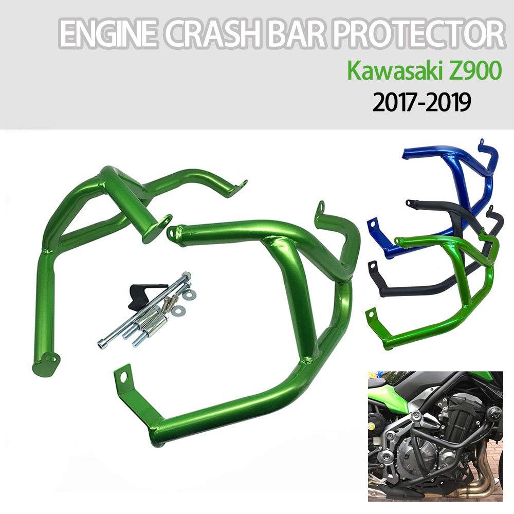 Verde AnXin Parastinchi per Motore Colore per Kawasaki Z900 2017-2019