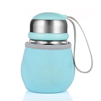 Amazon.com: 400 ml Creative pingüino Taza con infusor de té ...
