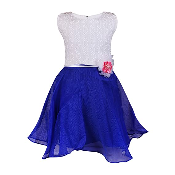 Queen Anne\'s label girls Frocks / Gowns: Amazon.in: Clothing ...