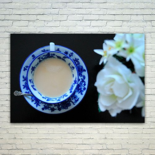 Westlake Art Cup Coffee - 12x18 Poster Print Wall Art - Modern Picture Photography Home Decor Office Birthday Gift - Unframed 12x18 Inch (5370-03472)