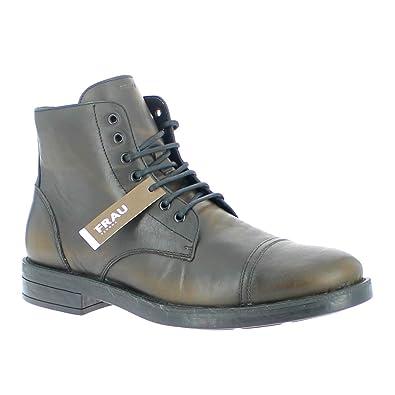 Frau Herren Stiefel, Anthrazit, 46  Amazon.de  Schuhe   Handtaschen 48a52054ef