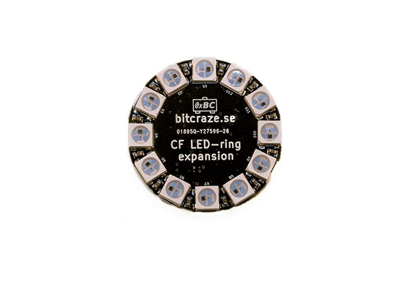 Crazyflie 2.0 Led-Ring Expansion Board(Led Extended Rings)3G