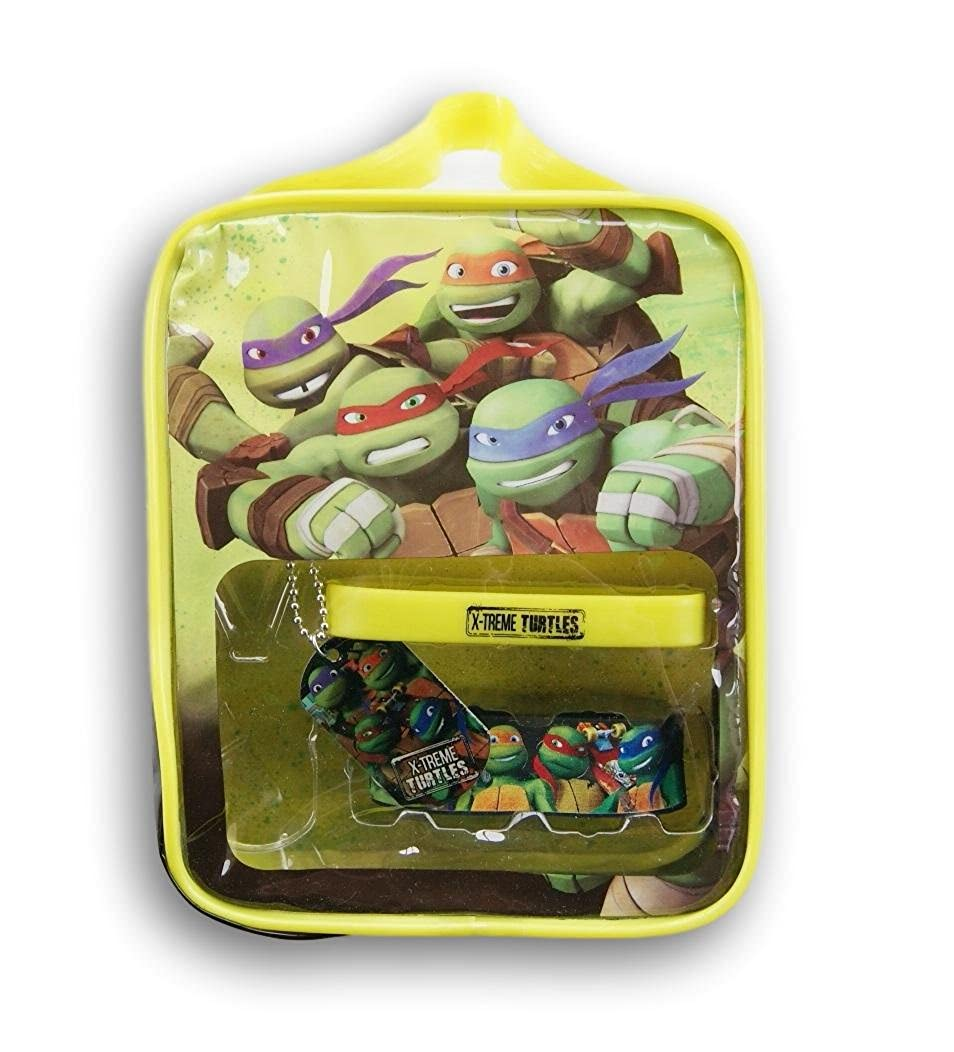 Amazon.com: Teenage Mutant Ninja Turtles Accessory Set ...