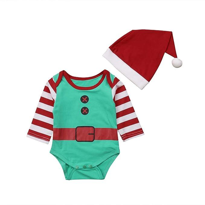 Niños Disfraz de Navidad Disfraz de Duende de Navidad para Papá ...