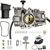 YTLS YFM350 Carburetor for Yamaha 1987-1998 Big Bear 350 1987-2004 Warrior 350 1996-1998 Kodiak 400 1987-1990 1992-1995…