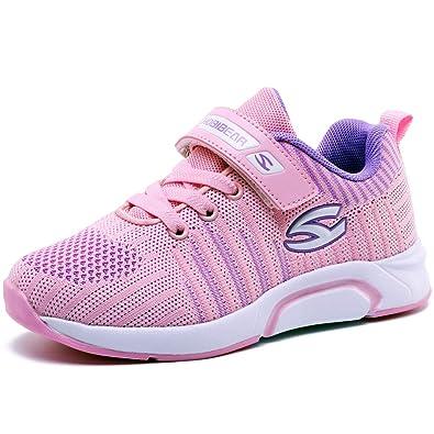 XIAO LONG Turnschuhe Kinder Sneaker Jungen Sportschuhe Mädchen Hallenschuhe Outdoor Laufschuhe für Unisex Kinder