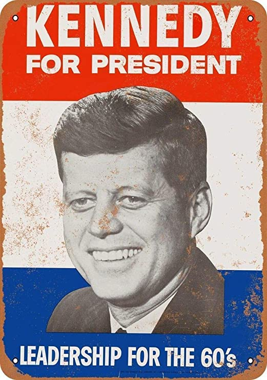 HALEY GAINES Kennedy For President Placa Cartel Póster de ...