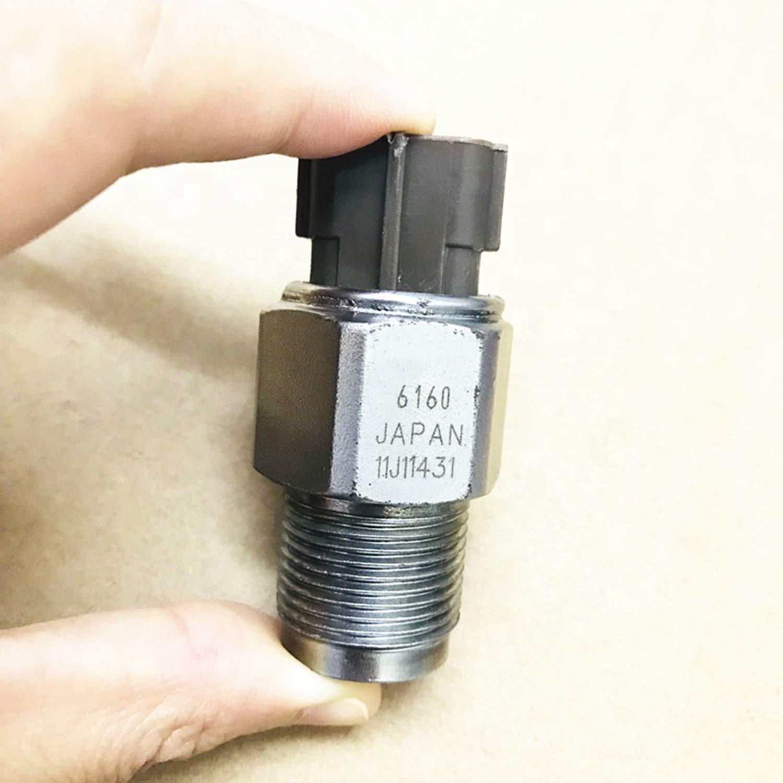 P/N: 8-97318684-0 8973186840 ZAX330-3 4HK1 6HK1 Excavator Pressure Sensor