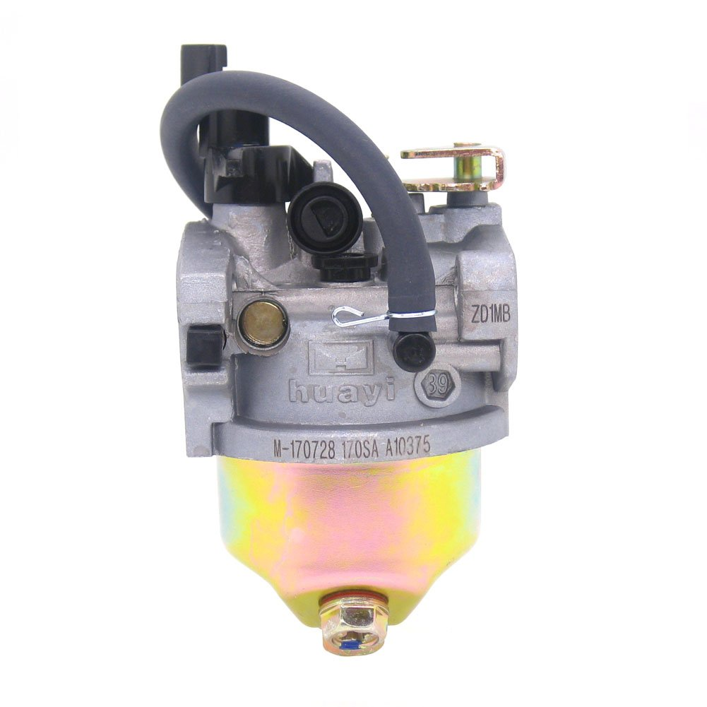 FitBest Carburetor 951-12705, 951-10974 for Huayi 170SA MTD & Yard Machines Snowblowers 179CC 165F/165-SUC Gas Engine by FitBest (Image #4)