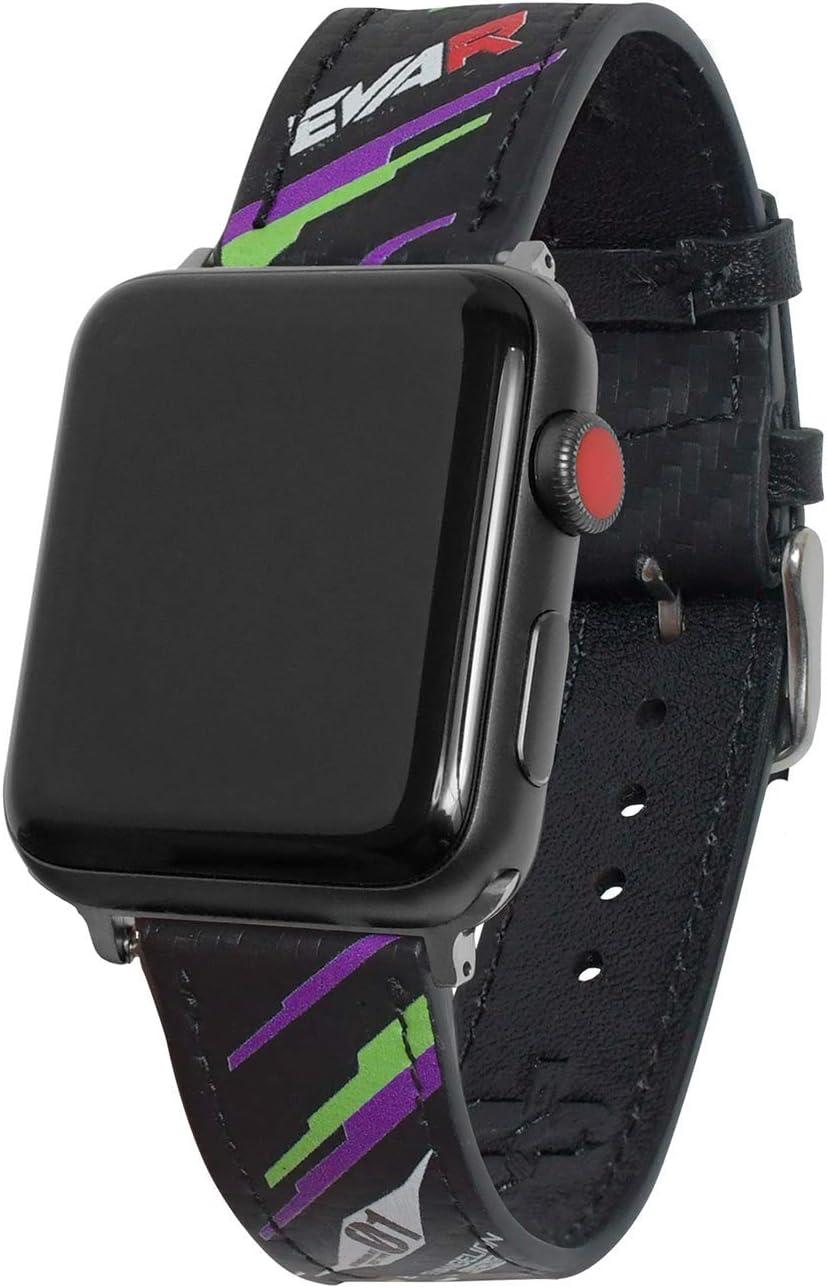 [エヴァンゲリオン レーシング] apple watch アップルウォッチ ベルト バンド EVA (44&42mm 初号機)
