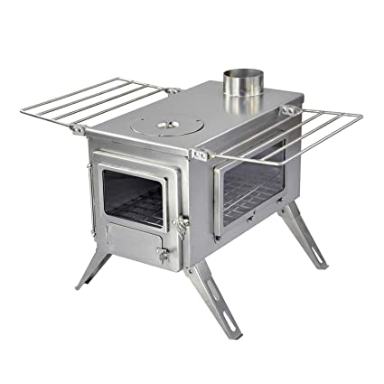 f775ea84f0 Winnerwell Nomad View Large Tent Stove