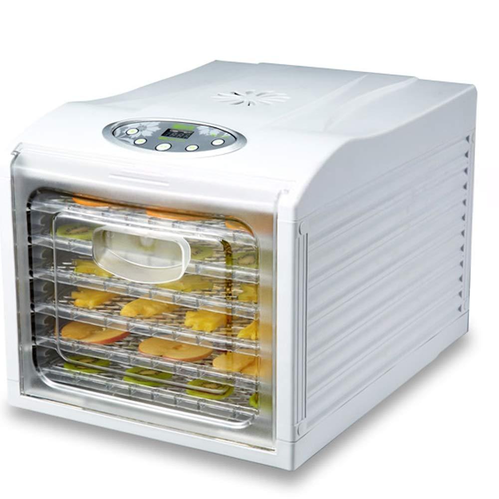 Secadora De Alimentos Secador de alimentos - Categoría alimenticia AS, control inteligente, 6 capas, gran capacidad, tipo de cajón, máquina de frutas secas ...