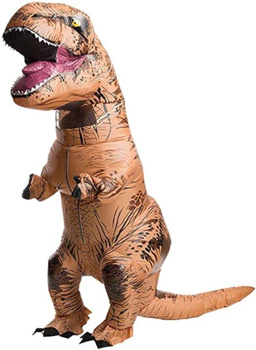 HXYL Disfraz De Dinosaurio Disfraz De Halloween, Tyrannosaurus ...