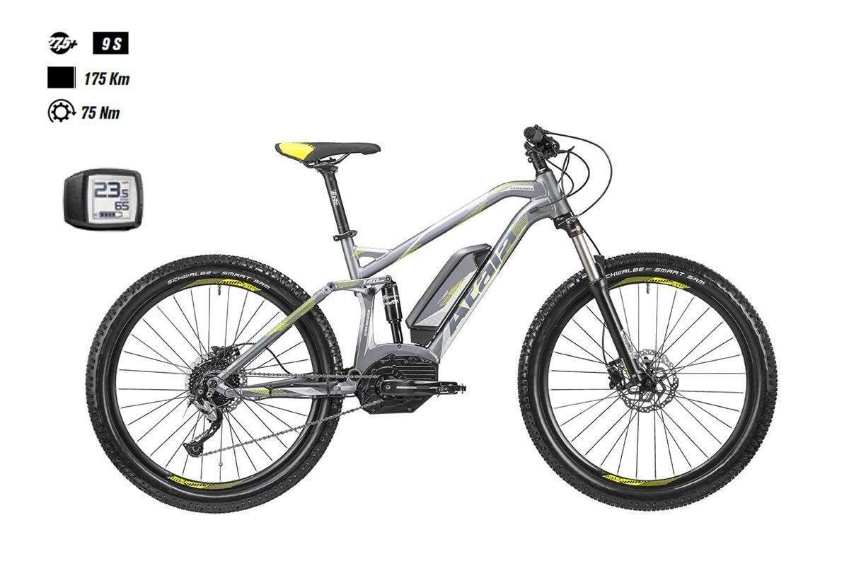 Atala E-Bike b-xgr8 S 27 5