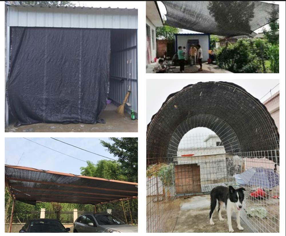 FSBYB Shade Neto Tela para Velas Neto Sombra de Efecto Invernadero Neto al Aire Libre a Prueba de Viento a Prueba de Viento a Prueba de Viento de Aislamiento Neto de tejado