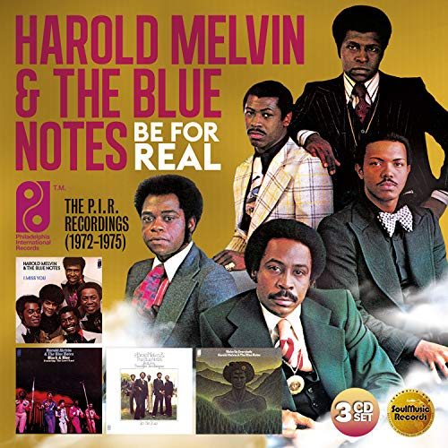 Be For Real: The P.I.R. Recordings 1972-1975 (Harold Melvin & The Bluenotes Greatest Hits)