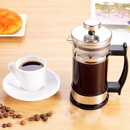 Cafetera francesa, Prensa francesa con acero inoxidable, Tetera de ...
