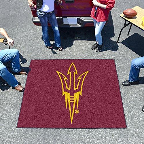 State Tailgater Rug Arizona (Fanmats 17141 Arizona State Tailgater Rug)