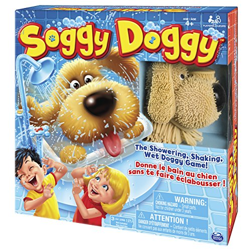 Soggy Doggy Board Game for kids ages 4-8