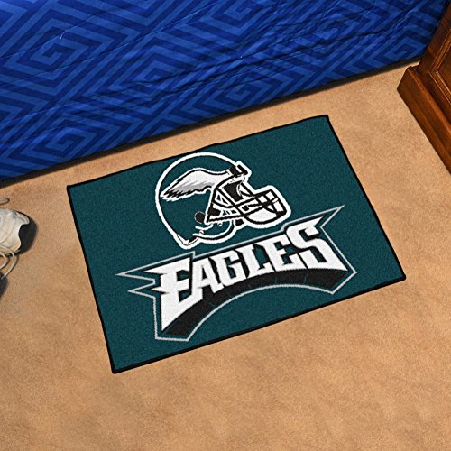 (NFL Philadelphia Eagles Football Starter Mat )