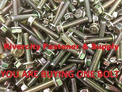 1 M6-1.0 x 30 or M6x30 6mm x 30mm J.I.S Small Head Hex 10.9 Yellow Zinc