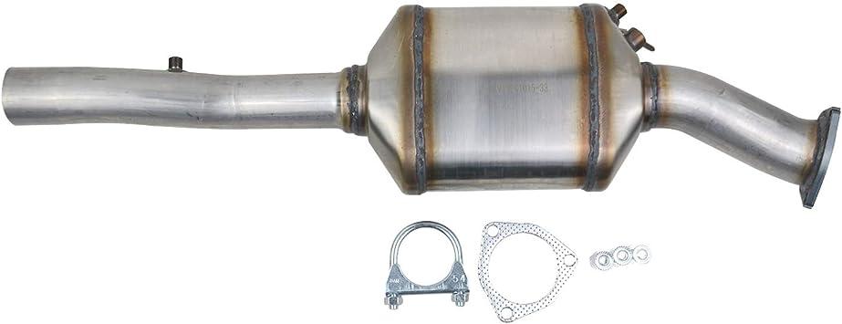 Niceke Diesel-Partikelfilter DPF 4F0254800CX 4F0254800X A6 4F C6 2.7 /& 3.0 TDI