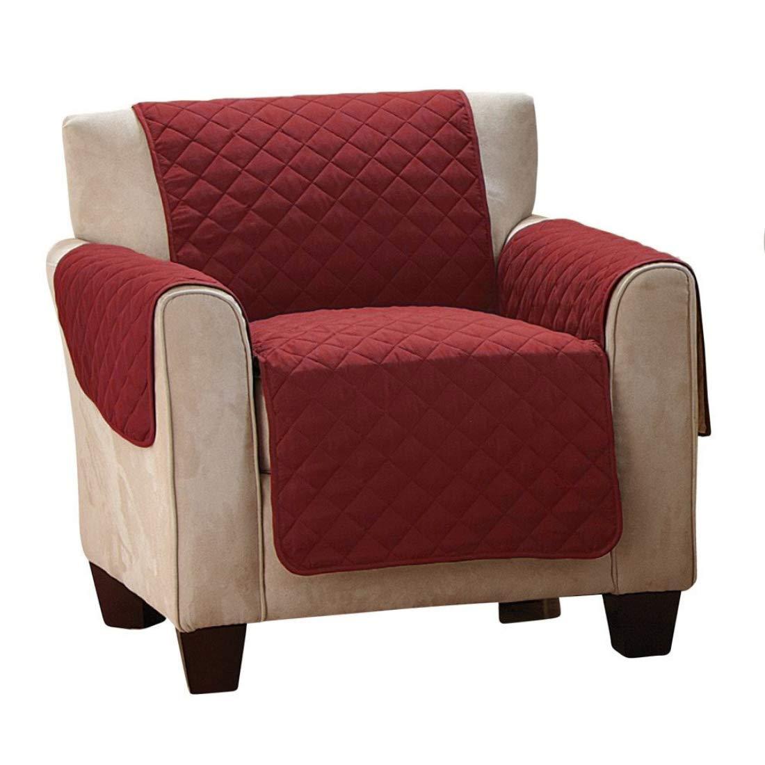 ETERNALOVE copridivano imbottita Protegge divano impermeabile antidéparant per animali domestici Protettivo Mobili MATELASSE copertina di sedia/sedia per cane/gatto, beige, 2 Places - 116 * 180cm