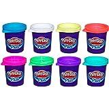 Massinha Play-Doh Plus 8 Potes Hasbro