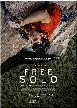 Película en solitario Alex Honnold Solo Climb Yosemite Doc ...