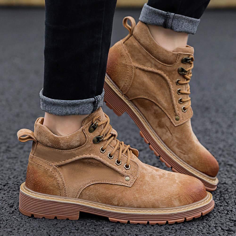 SHIXRAN SHIXRAN SHIXRAN Männer Retro Martin Stiefel 2018 Herbst Camouflage Stiefel Workwear Stiefel Outdoor Wanderschuhe f8567b