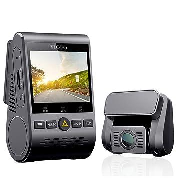 Cámara de salpicadero Doble VIOFO A129 Duo Full HD 1080P Frontal y Trasera WiFi cámara para