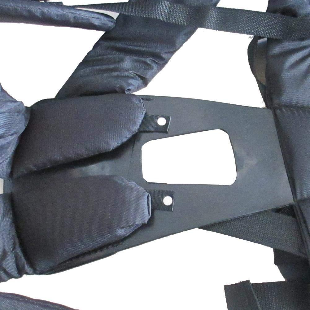 Trimmer Schultergurt M/ähgurt Verstellbarer gepolsterter Gurt M Typ Breiter verstellbarer Schultergurt
