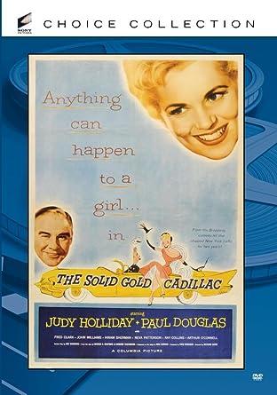 Amazon.com: The Solid Gold Cadillac (1956): Paul Douglas, Judy ...