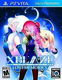 Xblaze Lost: Memories - PlayStation Vita