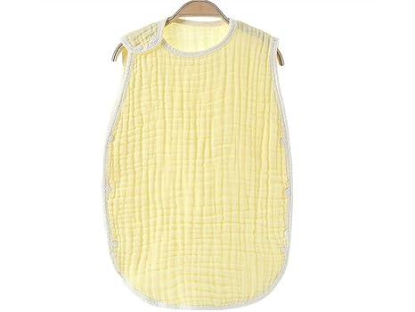 JxucTo Bebé recién nacido verano sin mangas antideslizante saco de ...