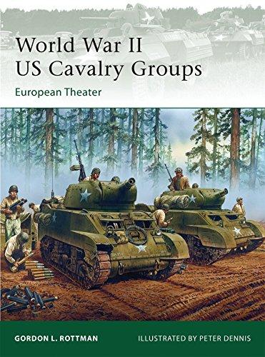 World War II US Cavalry Groups: European Theater (Elite) (Uniforms Of World War Ii compare prices)