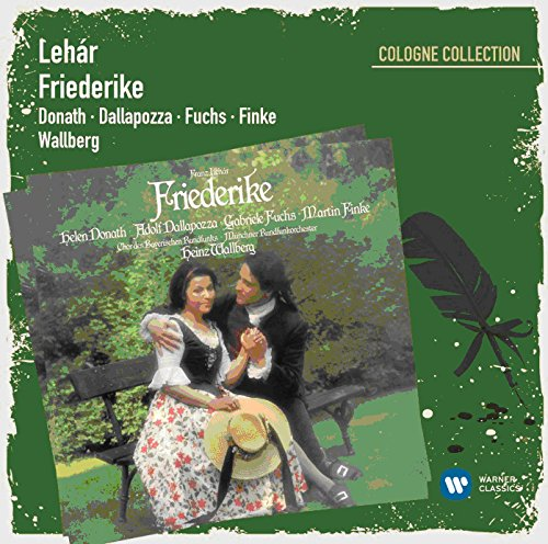 Lehar: Friederike (Cologne Collection) (Cologne Small Bottle)
