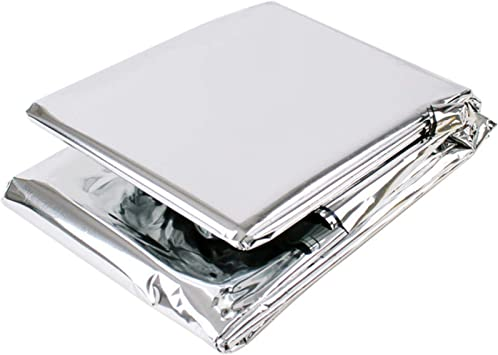 82.68 x 47.24 Inch Highly Reflective Effectively Increase Plants Growth Wakects Silver Reflective Mylar Film Plant Reflective Film Garden Greenhouse Covering Foil Sheets