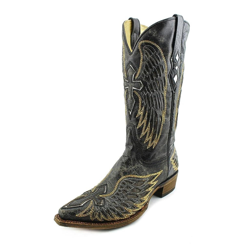 Corral Men's Wing & Cross Cowboy Boots