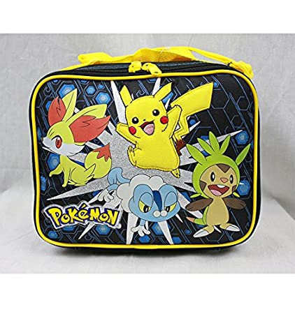d5cc4c100cd7 Amazon.com  NEW Pokemon Insulated Lunch Bag  Kitchen   Dining