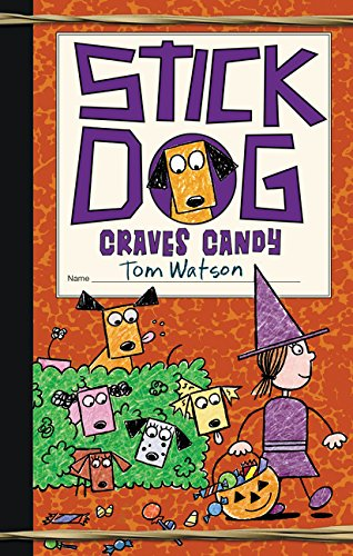 Stick Dog Craves Candy (Toms River Halloween)