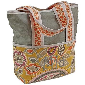 Amazon.com : Asas de la bolsa de pañales, amarillas Coqueta ...