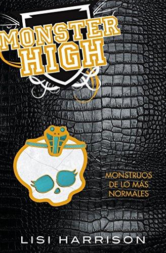 Monstruos de lo Mas Normales (Spanish Edition) -