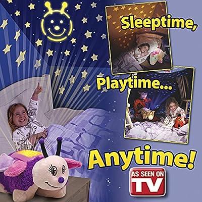 Pillow Pets Dream Lites - Pink Butterfly 11