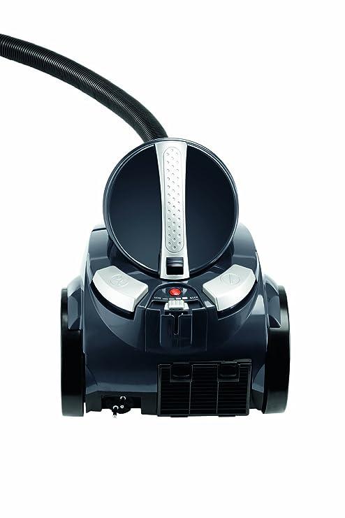 Dirt Devil M2828-3 Centec - Aspiradora sin bolsa (2500 W), color negro metálico: Amazon.es: Hogar