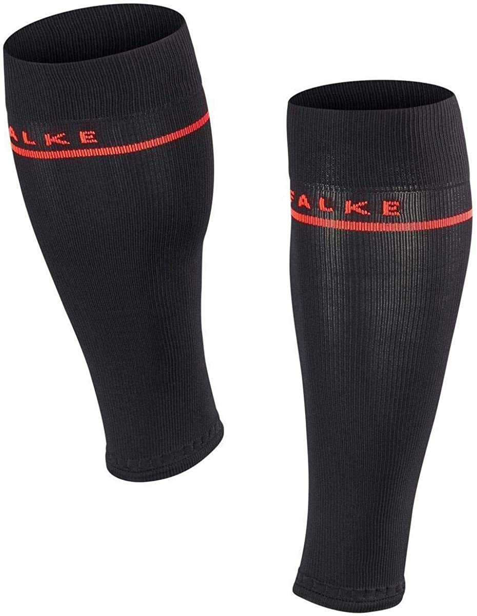 Falke Womens Energizing Tube Cool Knee High Socks Black
