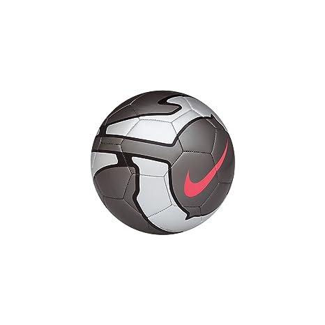 Nike React - Balón de fútbol, Talla 4: Amazon.es: Deportes y aire ...