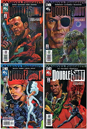 marvel knights double shot 2 - 1