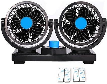 AAPP Shop Mini Ventilador del Coche Eléctrico Aire Acondicionado ...