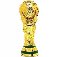 Naisidier Hercule Cup Trophée Décoration Coupe du Monde Réplique Trophée 2018 Coupe Titan Russe Gold Look Heavy Coupe du Monde 2018
